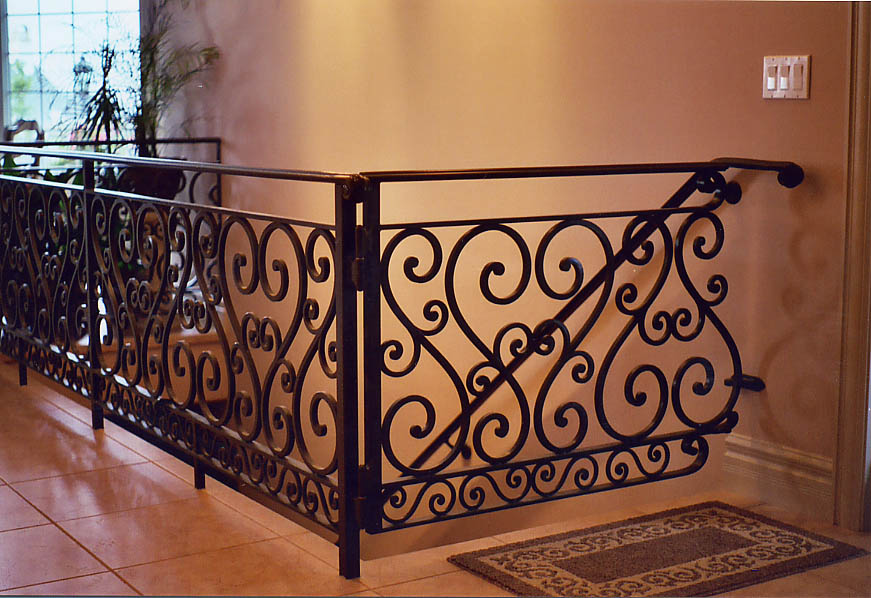 Gates, Railings, Handrails and Fences