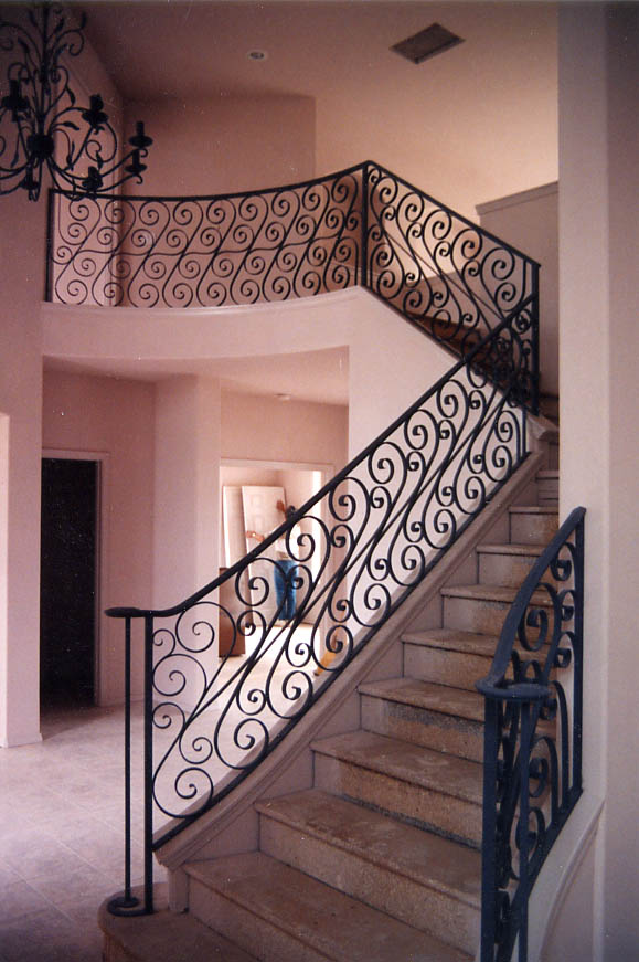 Handrails For Outdoor Steps. stair railings